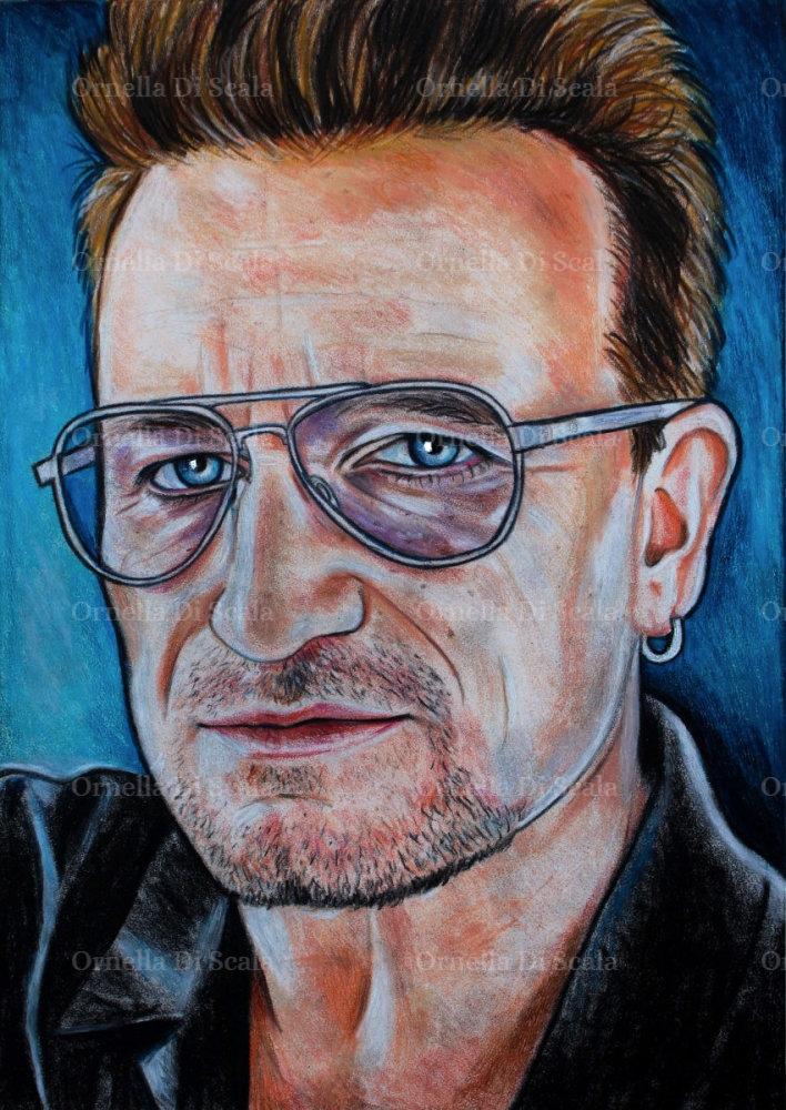 Bono, Bono por velvetdressx